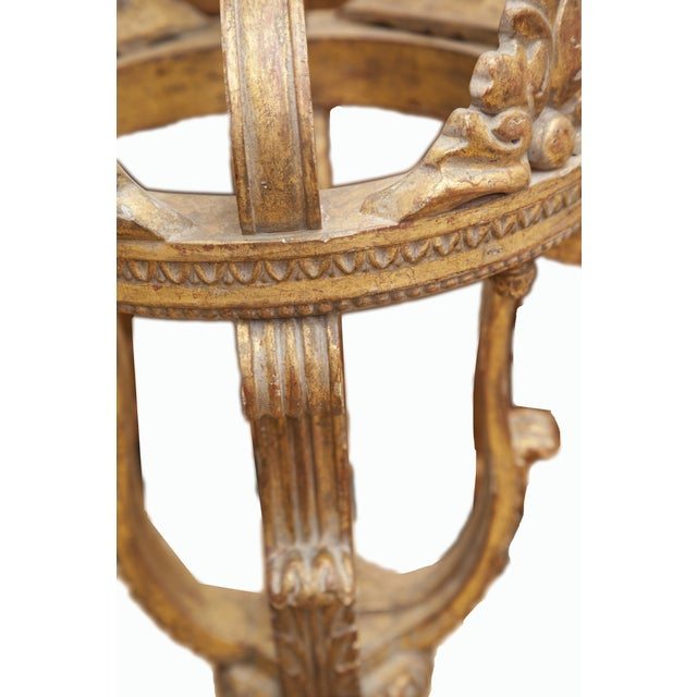 Arezzo Gilt Single Light Lantern By Formations For Sale - Image 5 of 7