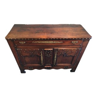 French Normandy Buffet For Sale