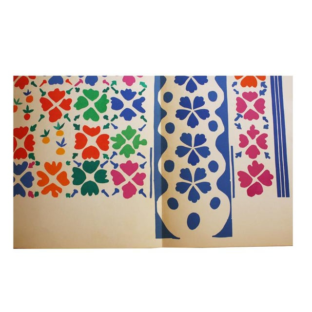 1954 Henri Matisse Decoration Fruits Original Lithograph - Image 4 of 7