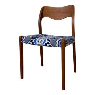 1960s Vintage Mid Century Modern Chair For Sale