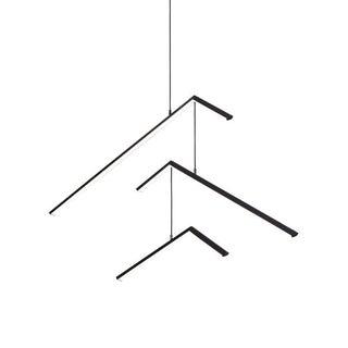 """Concord"" Sculptural Mobile Chandelier Light Fixture For Sale"