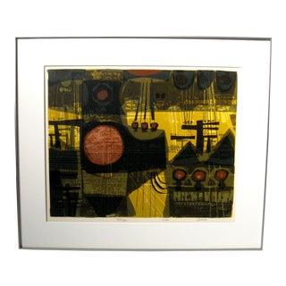 "David Weidman ""Polescape"" Print For Sale"