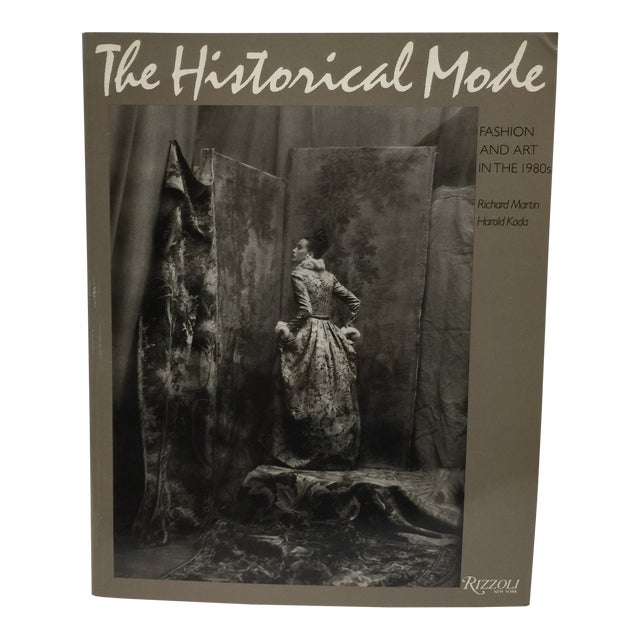 1989 The Historical Mode Book by Koda and Martin For Sale