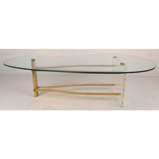Mid-Century Modern Charles Hollis Jones Coffee Table For Sale In New York - Image 6 of 11
