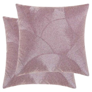 Luminescence Lavender Pillows - A Pair For Sale