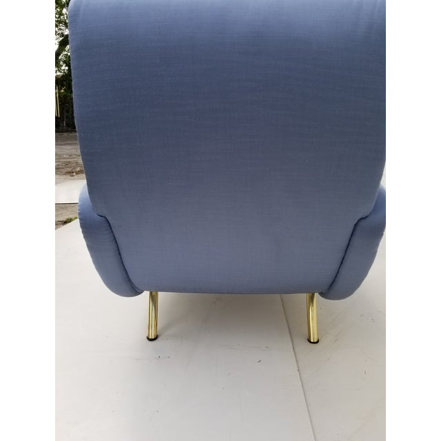 1950s Marco Zanuso Lady Chair- A Pair For Sale - Image 5 of 10