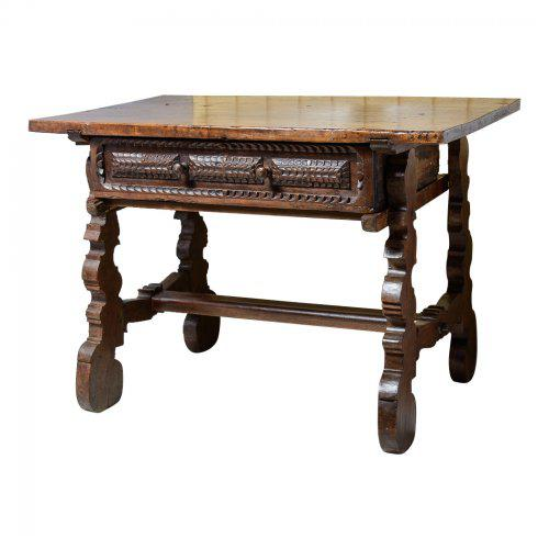Brown Italian Table For Sale - Image 8 of 8