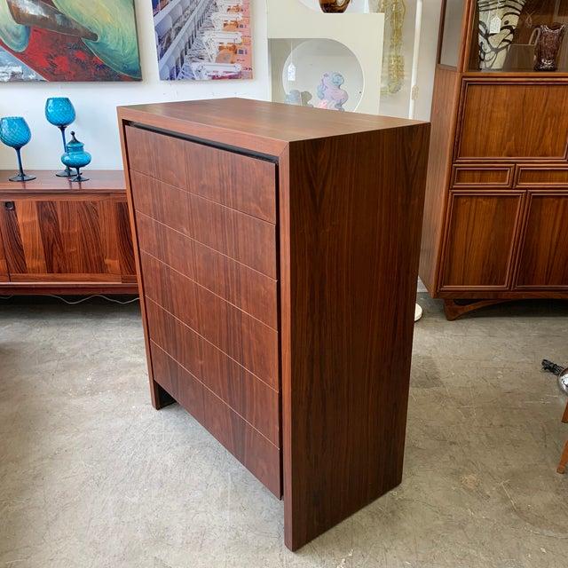 Dillingham Vintage Tall Dresser by Arthur Umanoff for Dillingham For Sale - Image 4 of 8