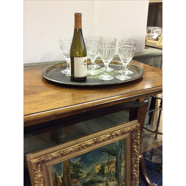 Antique French Wine Glasses - Set of 8 - Image 4 of 4