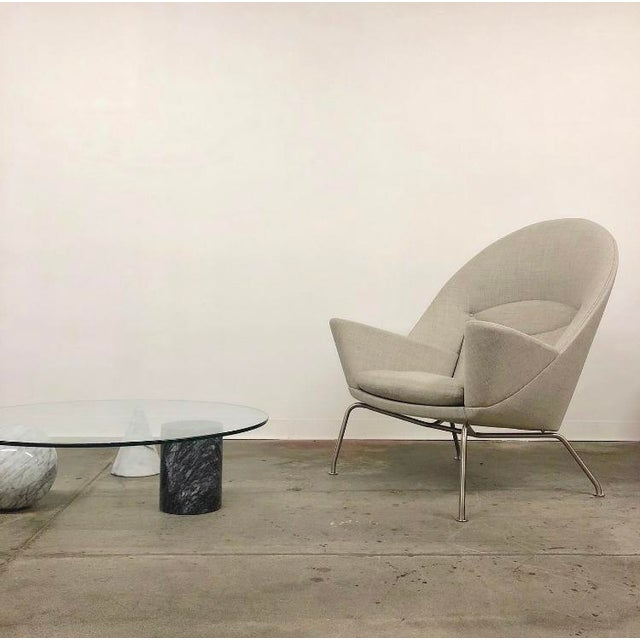 Hans Wegner Oculus Lounge Chair For Sale - Image 12 of 12