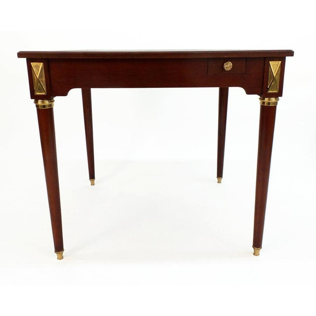Louis XVI Louis XVI Style Game Table For Sale - Image 3 of 7