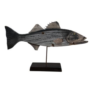 Vintage Fish Weathervane