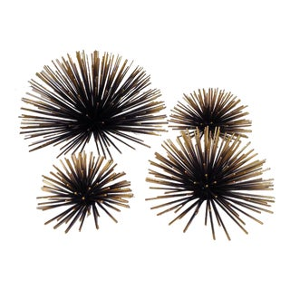 Spiney Wall Sea Urchins- Set Of 4