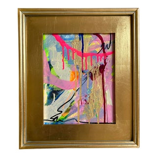 """Jessalin Beutler """"Prom Afterparty"""" 2021 Framed Painting For Sale"""