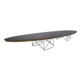 Vintage Charles & Ray Eames Surfboard Coffee Table for Herman Miller For Sale