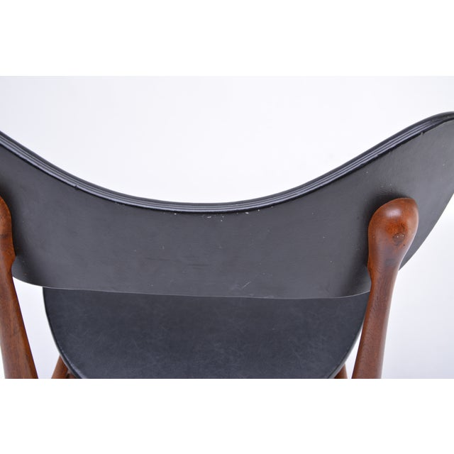 Black Rare Butterfly Chair by Inge & Luciano Rubino, 1963 For Sale - Image 8 of 9