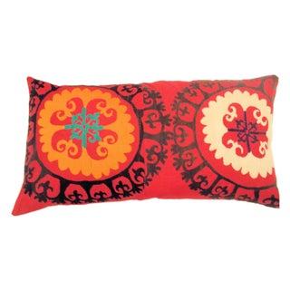 Uzbek Bridal Suzani Pillow Sham