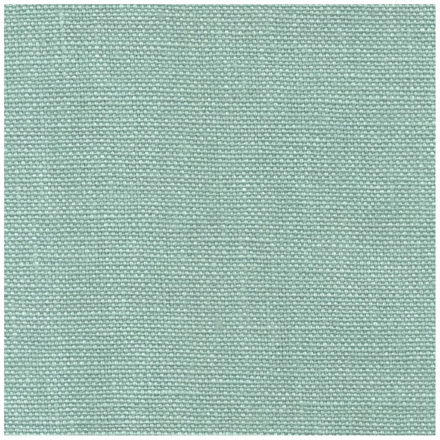 """Turquoise Custom to Order """"Bedoir Faire"""" Collection Headboard Menswear Hues For Sale - Image 8 of 13"""