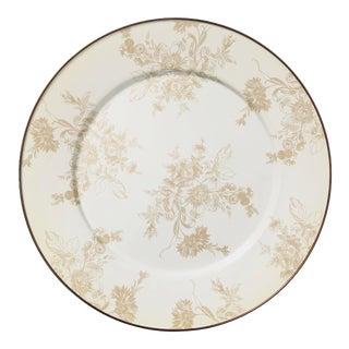 Mackenzie Childs Aurora Floral Platter For Sale