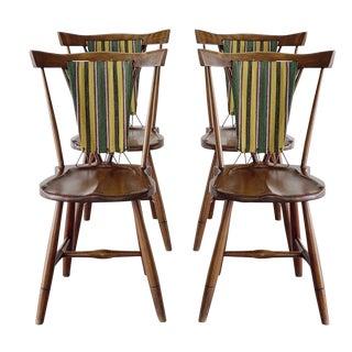 Set of Koppel for Slagelse Møbelvaerk Chairs For Sale