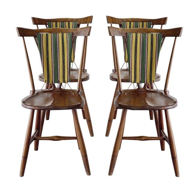 Set of Koppel for Slagelse Møbelvaerk Chairs - Image 1 of 8