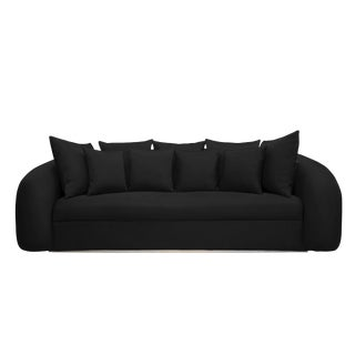 Laguna Collection Outdoor Fabric Laguna Sofa by Artist Hector Landgrave For Sale