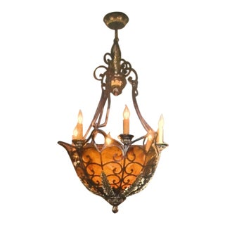 Traditional Style Chandelier