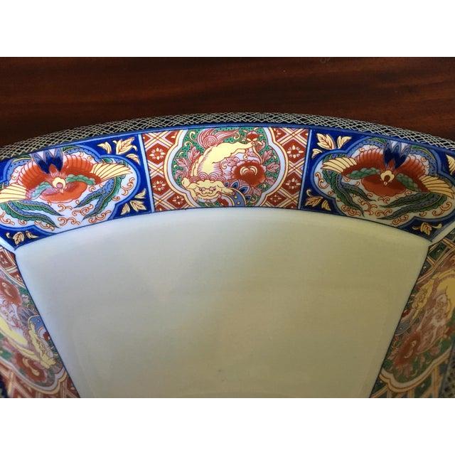 Japanese Ceramic Appetizer Serving Set of 5 For Sale - Image 9 of 13