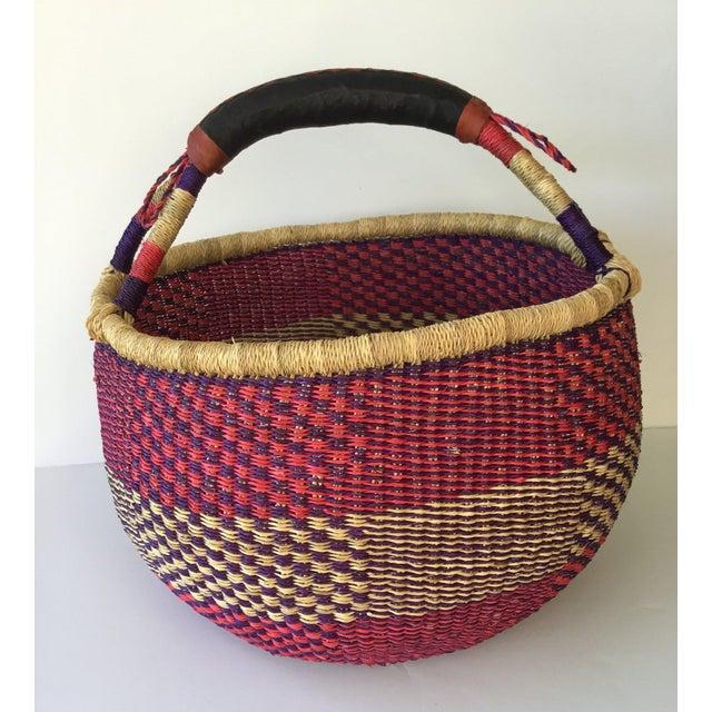 African Market Basket - Image 3 of 6