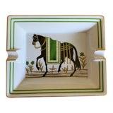 Image of Hermes Horse Large Ashtray Trinket Dish - Mint For Sale
