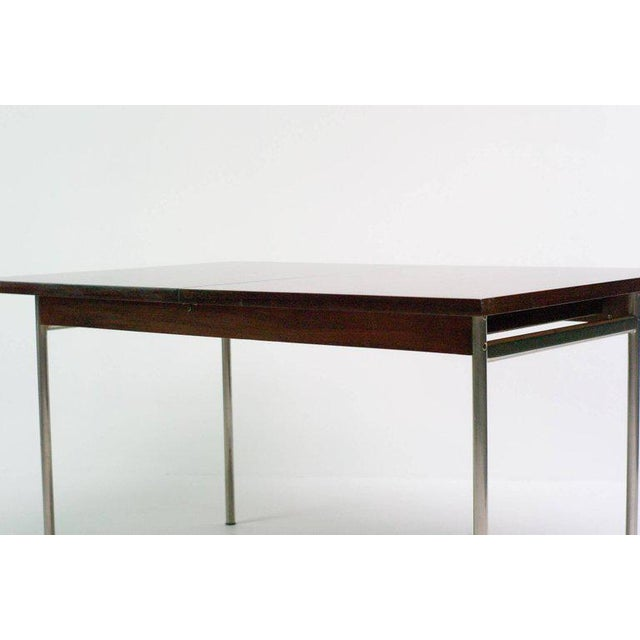 Rosewood Dining Set by Cees Braakman for Pastoe For Sale - Image 6 of 10