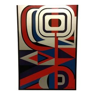 Jean Dewasne Lithograph For Sale