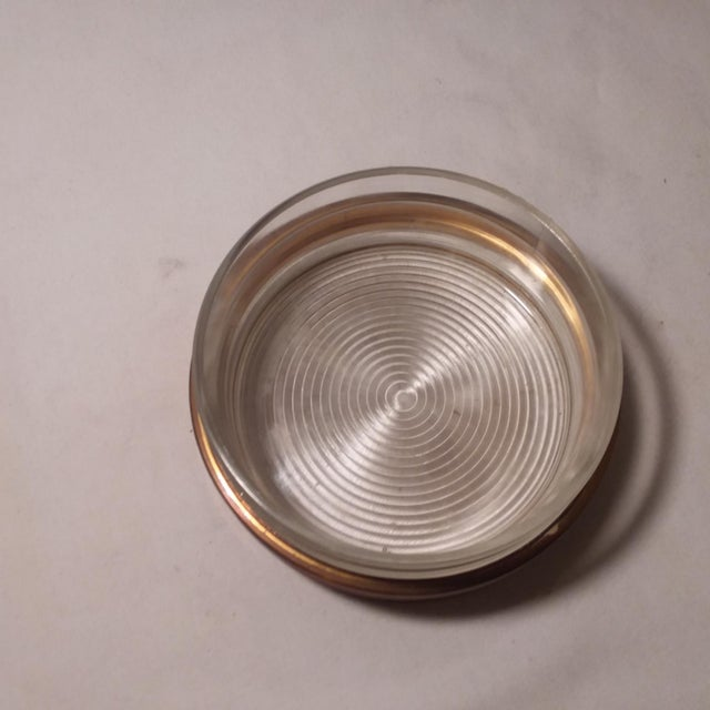 Art Deco Chase Vanity Powder Jar For Sale - Image 9 of 11