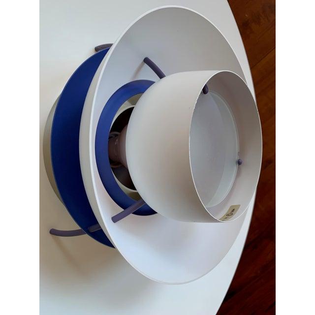 1990s Poul Henningsen for Louis Poulsen Ph 5 Hanging Pendant For Sale - Image 5 of 8