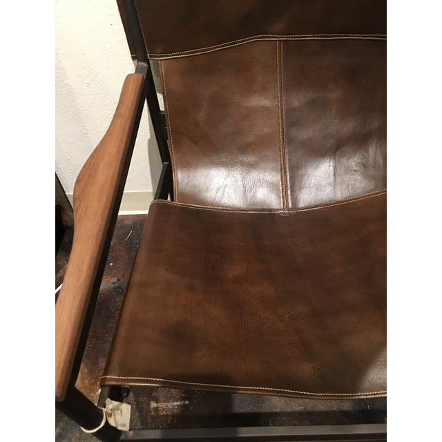 Animal Skin Modern Cisco Brothers Barcelona Chair For Sale - Image 7 of 13