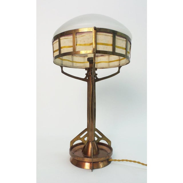 Superior jugendstil period table lamp decaso jugendstil period table lamp image 2 of 6 aloadofball Images
