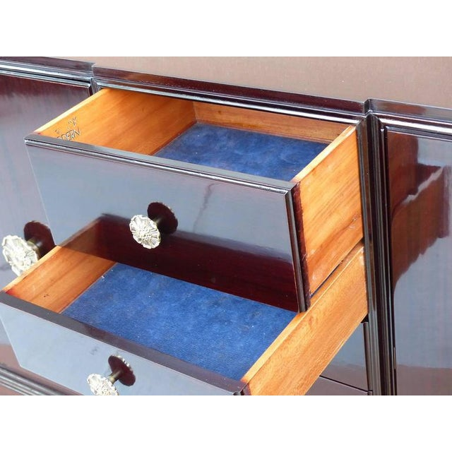 Hollywood Regency Tommi Parzinger Charak Modern Buffet For Sale In Miami - Image 6 of 11