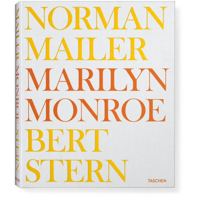 "Paper ""Norman Mailer, Bert Stern, Marilyn Monroe"" Photography Collection Autographed by Bert Stern Collector's Edition For Sale - Image 7 of 7"