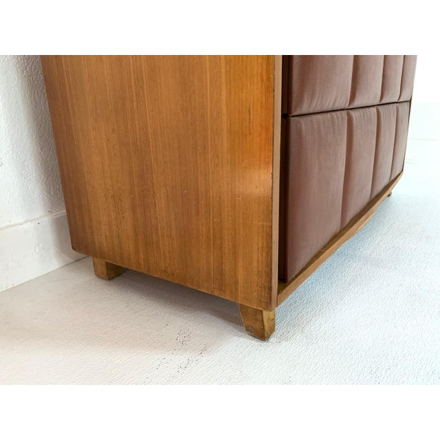1940s Gilbert Rohde for Herman Miller Three-Drawer Chest For Sale - Image 5 of 10