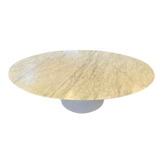 Knoll Saarinen Oval Table/Desk For Sale