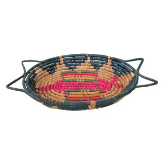 Coil Basket with Handles