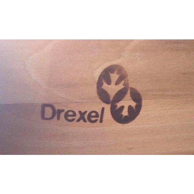 Drexel Drexel Carleton Cherry Wood 5-Drawer Lingerie Chest For Sale - Image 4 of 6