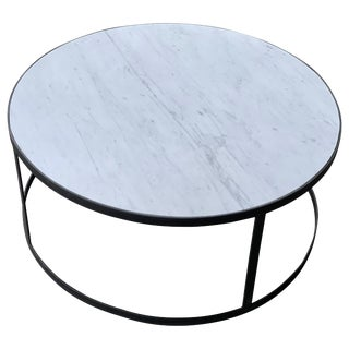 Carrera Marble Coffee Table For Sale