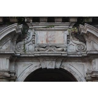 2018 Entablature, Torino Original Photograph For Sale