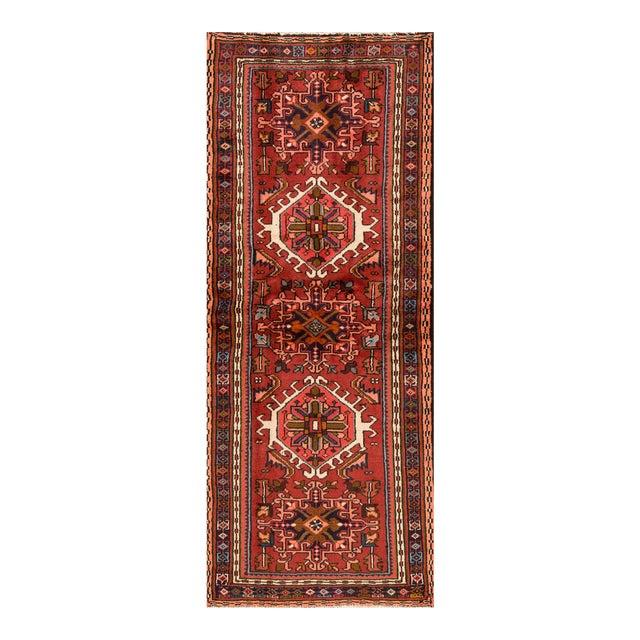 "Apadana - Vintage Persian Heriz, 2'4"" x 6'1"" For Sale"