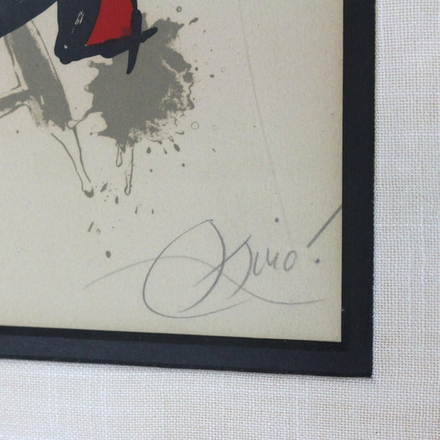 1960s Joan Miró Lithograph - Image 3 of 5