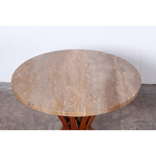 Mid-Century Modern Dunbar Sheaf of Wheat Table by Edward Wormley For Sale - Image 3 of 10