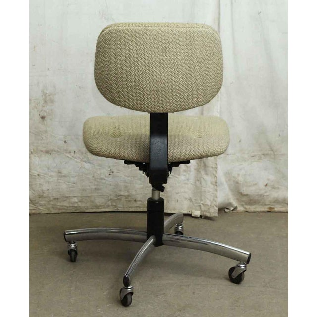 Metal Steelcase Office Chair For Sale - Image 7 of 8