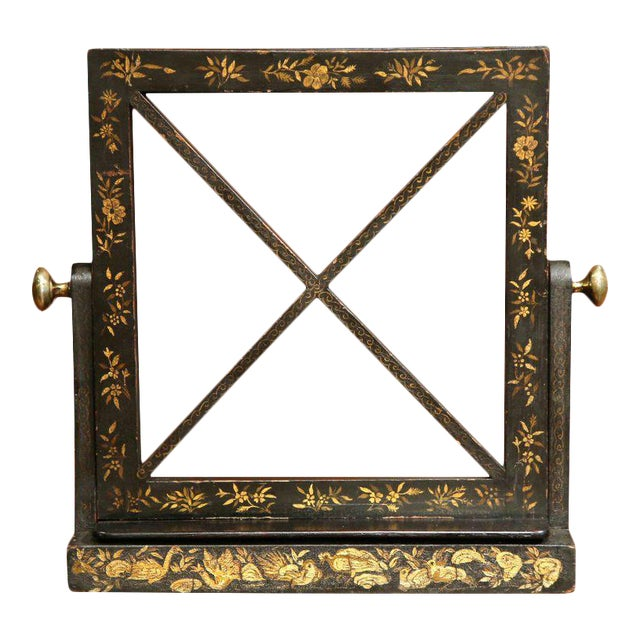 Early 20th Century French Hand Painted Bookstand - Image 1 of 7