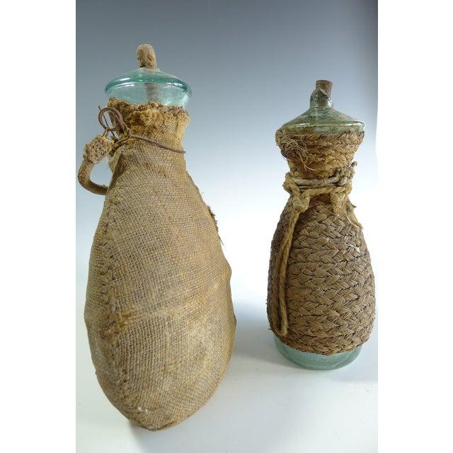 Antique Farm Feeding Bottles Primitive Rustic - Image 10 of 10
